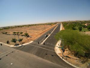 Hunt Highway Progress - 5.25.16 - AERIAL (10) - sm