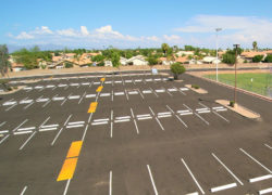 Gilbert High School - AERIAL (31) - web