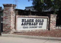 black-gold-entrance