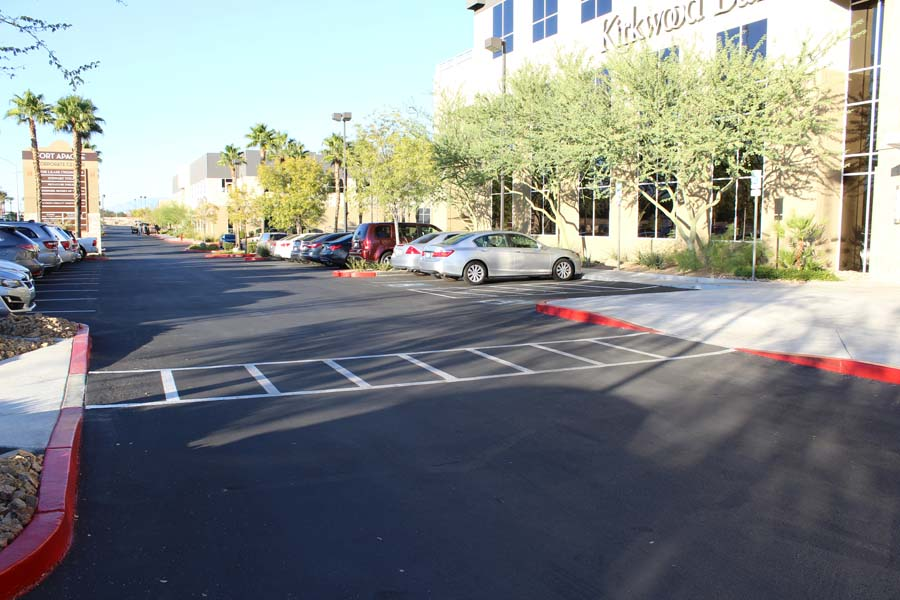 Colonial Plaza - R&R, Crack Seal, Seal Coat - Las Vegas (31)-web