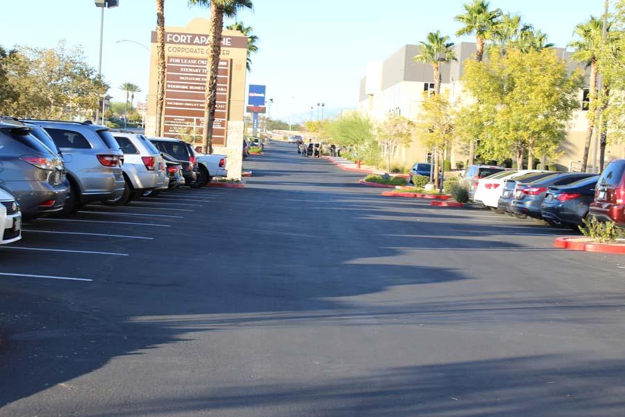 Colonial Plaza - R&R, Crack Seal, Seal Coat - Las Vegas (32)-web