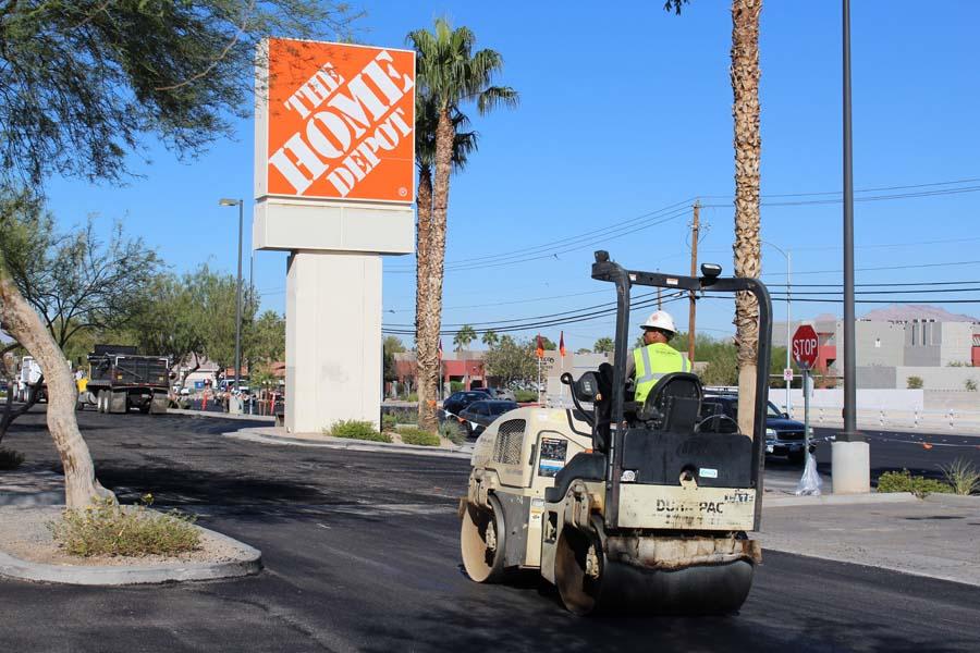 Home Depot 3316 Pecos Rd - Paving - Las Vegas (10)