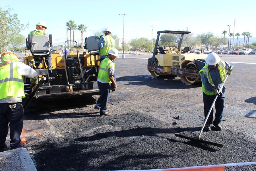 Home Depot 3316 Pecos Rd - Paving - Las Vegas (105)
