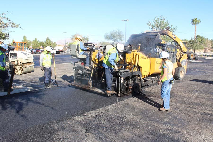 Home Depot 3316 Pecos Rd - Paving - Las Vegas (113)