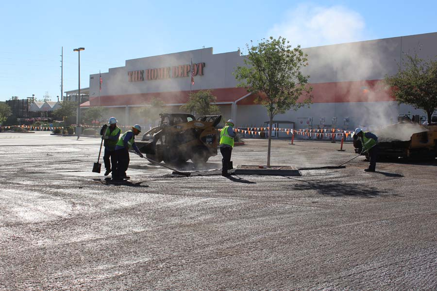 Home Depot 3316 Pecos Rd - Paving - Las Vegas (13)