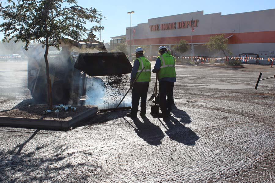 Home Depot 3316 Pecos Rd - Paving - Las Vegas (27)