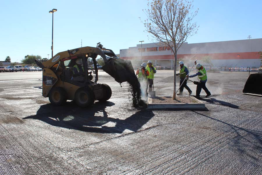 Home Depot 3316 Pecos Rd - Paving - Las Vegas (57)