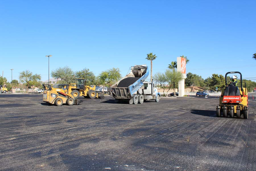 Home Depot 3316 Pecos Rd - Paving - Las Vegas (78)