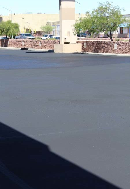 Rancho Center - Tucson - AERIAL - Seal Coat (7)-web