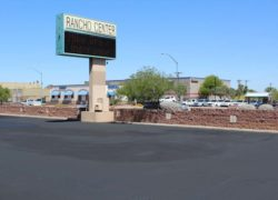 Rancho Center - Tucson - AERIAL - Seal Coat (8)-web
