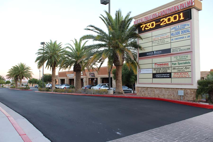 Southern Palms Medical Owners Complex - Seal Coat - Las Vegas (32)