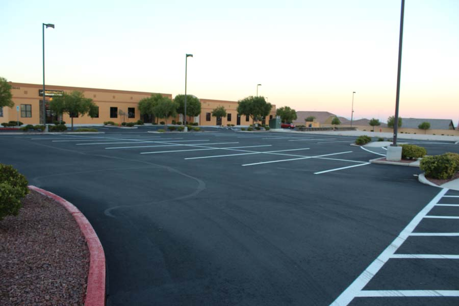 Southern Palms Medical Owners Complex - Seal Coat - Las Vegas (6)