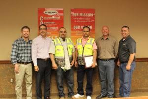 Celebrate Safety - Mendoza, Leon