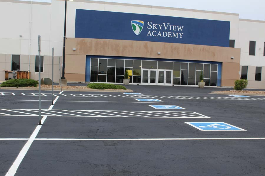 Skyview Academy - Sealcoat - Colorado - 2017 (33)