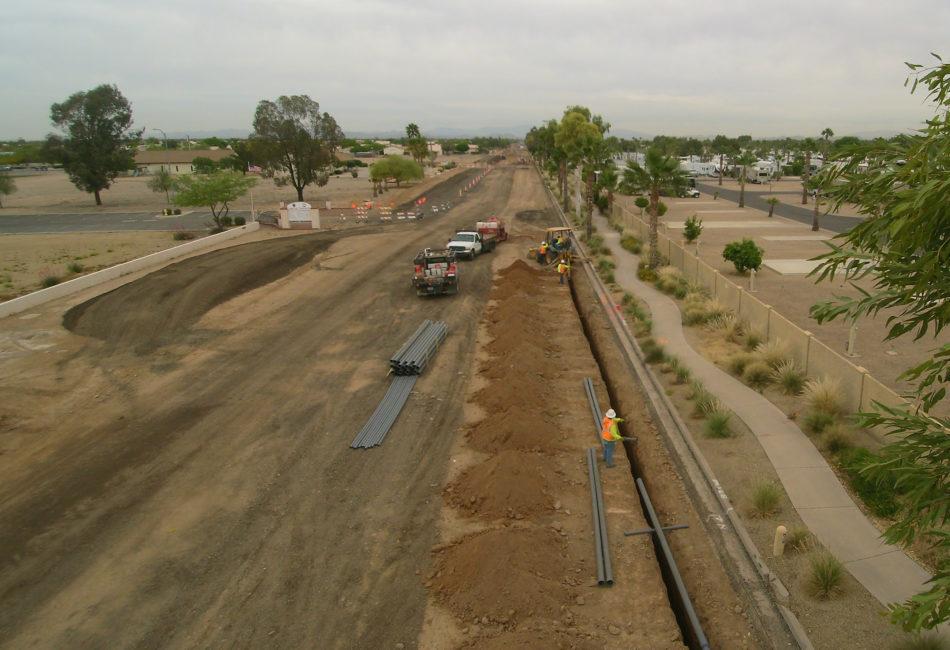 El Mirage Road Improvements Peoria To Cactus Road Phase 2